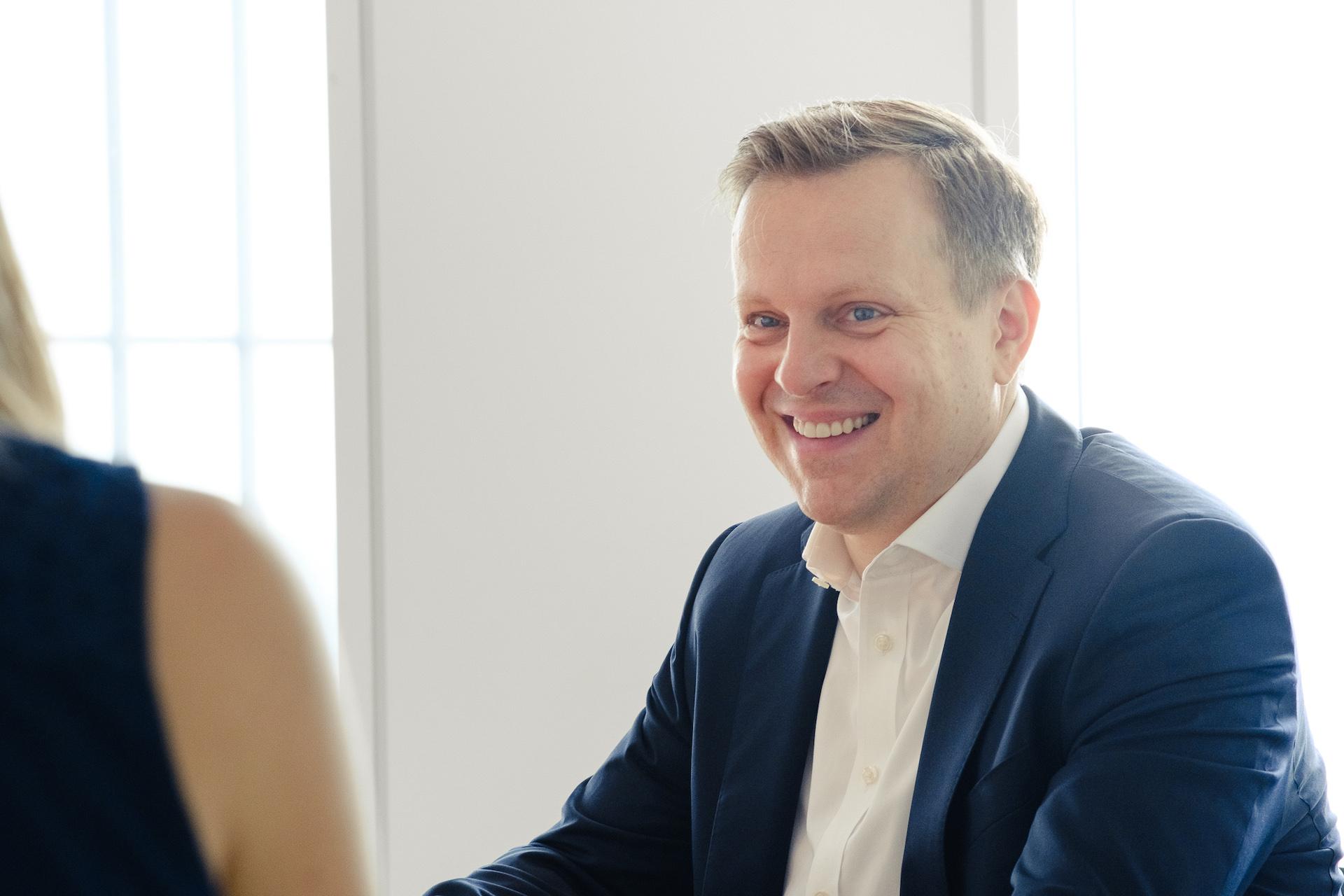 Dr. Gerald Podobnik – CFO Corporate Bank at Deutsche Bank AG